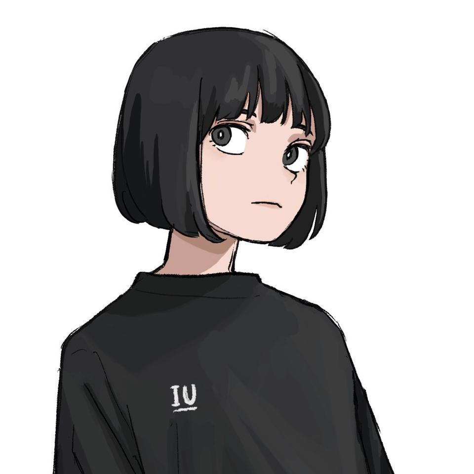 由 -iu-